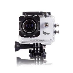 DBPOWER EX5000 Action Camera , 14MP 1080P HD WiFi Waterproof