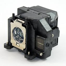 Epson ELPLP67 Replacement Lamp - 200 W Projector Lamp - UHE
