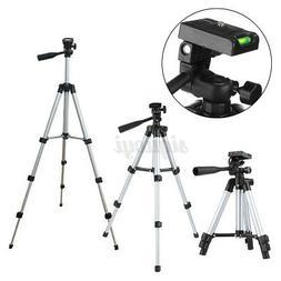 extendable tripod stand adjustable camera phone mini