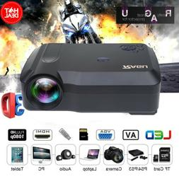 1080P Full HD Smart 3D LED Projector Home Theater 7000 Lumen