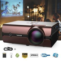 fhd 1080p 4k 3d wifi wireless led