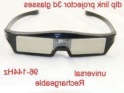<font><b>3D</b></font> Active Shutter <font><b>Glasses</b></