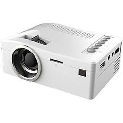 Fosa Video Projectors UC18 Mini Portable Video Projector, Fu