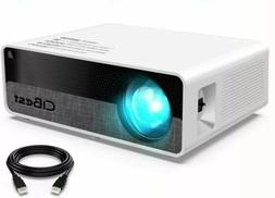 Full HD 1080P 6800 Lumens Home Theater Movie Video Projector
