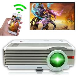 Full HD Bluetooth Android Video LED Projector Home Theater H