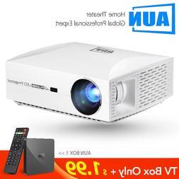 AUN Full HD <font><b>Projector</b></font> F30UP, 1920x1080P.