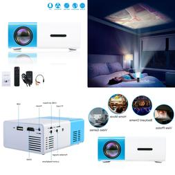 Full HD Ultra Mini Handheld Home Cinema Theater LED Projecto