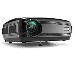 G58 3200 lumens HD Projector, Projectors Support Home Cinema