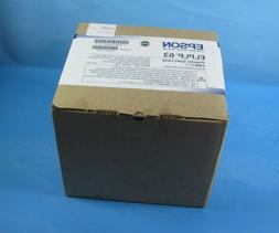 GENUINE EPSON ELPLP 63 PROJECTOR SPARE LAMP - V13H010L63 - L