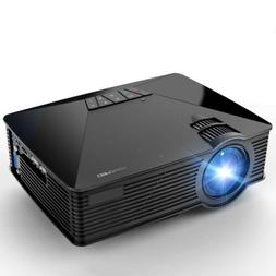 Mini Projector, DBPOWER GP15 Projector with 50,000-hour LED