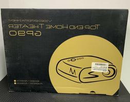 CiBest GP90 Video Projector Portable Full HD 1080p LCD Proje