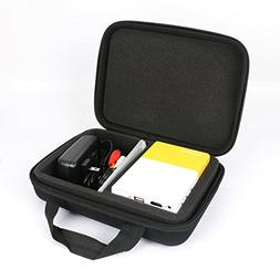 Hard Travel Case for DeepLee A1 DP300 Portable LED Mini Proj