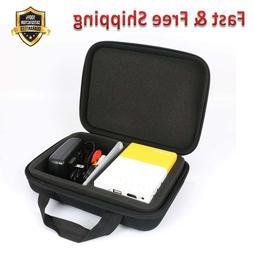 Hard Travel Case for DeepLee A1 DP300 Portable LED Mini Proj