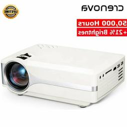 HD Projector 1080P 3D Multimedia Home Theater Video Support
