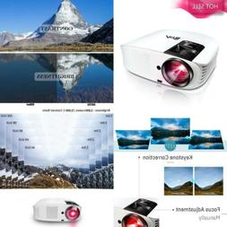 HD Projector - Artlii 2019 Upgraded 3800 Lumen Movie Project