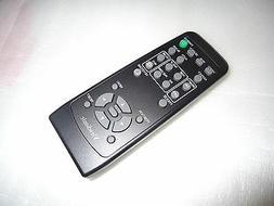 VIEWSONIC HITACHI HL01891 Projector Remote PJ650 PJ502P PJ55