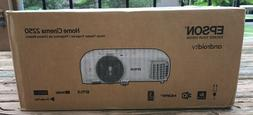 Epson Home Cinema Theater 2250 3LCD Full HD 1080p Projector