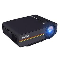 Meyoung TC80 LED Mini Projector, Home Theater LCD HD Movie V