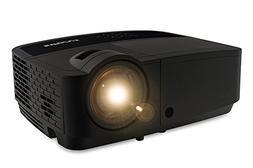 InFocus IN124STa XGA Short Throw Projector, 3300 Lumens, HDM