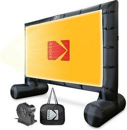 KODAK Inflatable Outdoor Projector Screen | 14.5 Feet, Blow-