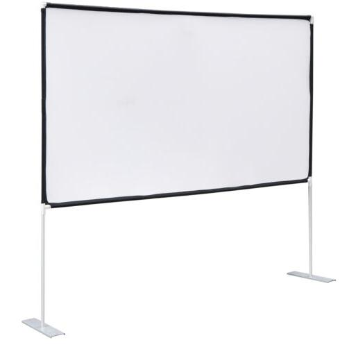 """100"""" Projector Theater with Stand"""