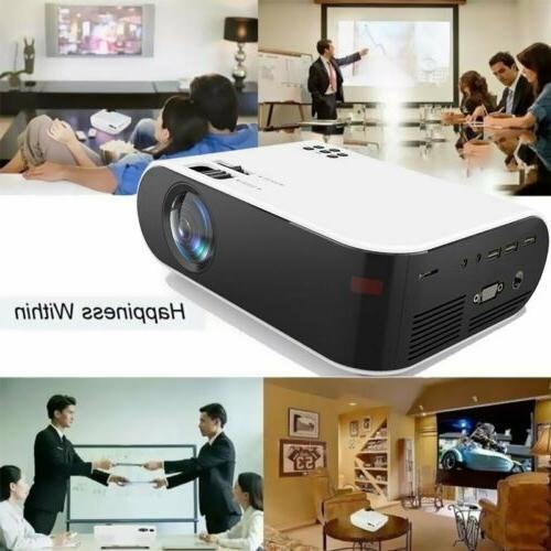 28000LM 4K HD WiFi 3D Video Cinema