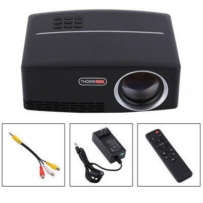 Mini Home Theater USB VGA BR