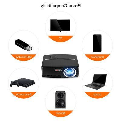 1080P HD 3D Mini Home USB BR