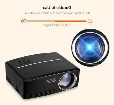 3D LED Projector USB