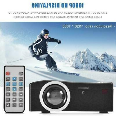 1080P Theater Cinema USB AV SD HDMI HD