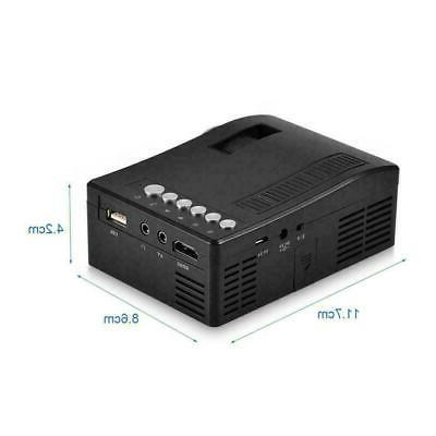 1080P USB HDMI HD Projector