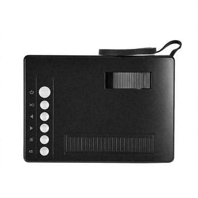 1080P Home USB AV HDMI Mini HD LED Projector