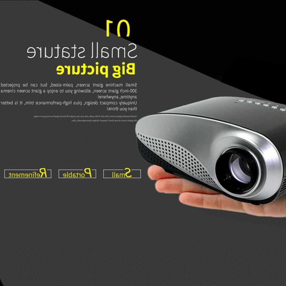 1080P 3D Cinema Theater AV HDMI