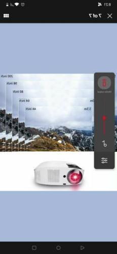 1080P LED HIFI Cinema Video AV