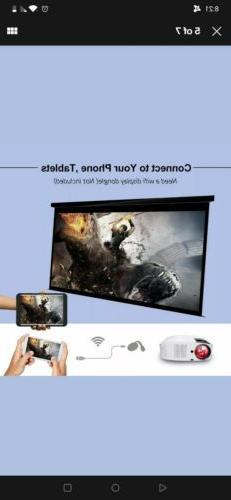 LED Theater Cinema HDMI PC Video AV