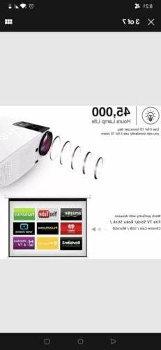 1080P LED HIFI Theater Video AV