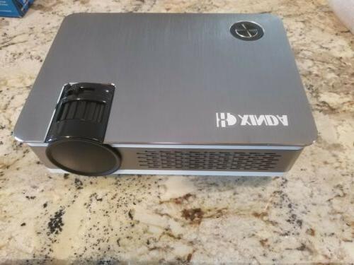 1080P Projector.XINDA HD True Native 1920X 1080P Video Proje