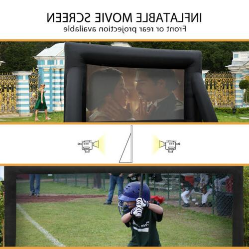 VIVOHOME 16FT-20FT Front Projection Mega Movie