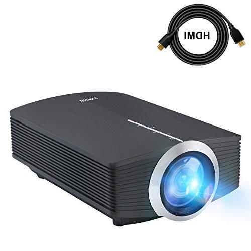 2017 dp500 upgraded mini projector
