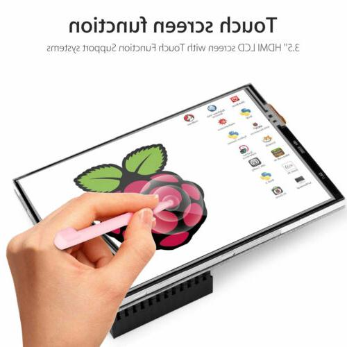 """3.5"""" Inch Touch Monitor Display For Case+Pen"""