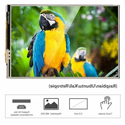 """3.5"""" Touch Monitor LCD Display For 4+"""