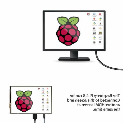 """3.5"""" Monitor LCD Display 480x320 For Pi Case+Pen"""