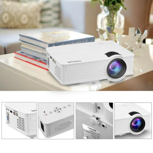 3D LED Projector Home US