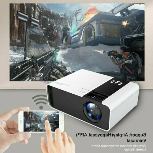 4K Wireless 3D Home Theater LED Android Wifi