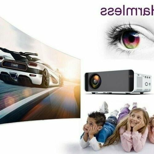 23000 1080P LED 4K Video Home Theater Cinema HDMI
