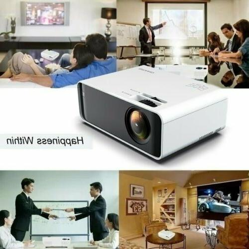 23000 Lumens 3D LED Video Home Cinema