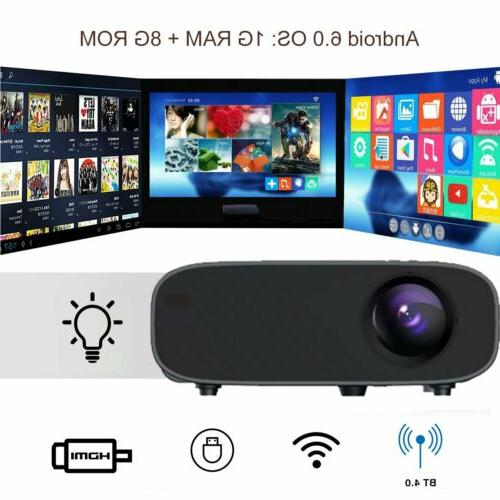 4K 3D WiFi LED Android BT HD