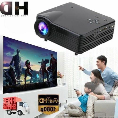 7000 HD LCD Projector USB BT
