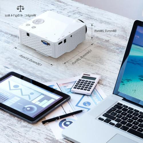 Mini Portable Home 3D Video
