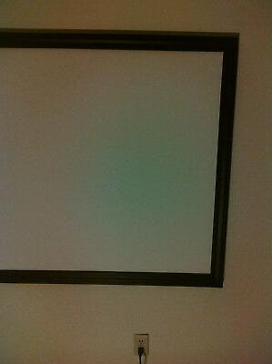 """63""""x37"""" Movie Projector Projection Screen"""
